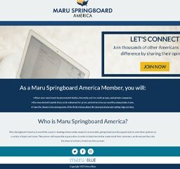 US MaruSpringboard Nueva oferta de toro