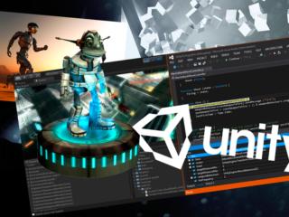 videojuegos unity 3d ATCONMASFUTURO17 18